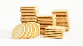 galletas Foto de archivo libre de regalías