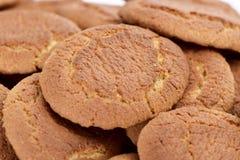 Galletas campurrianas,西班牙的典型的曲奇饼 库存照片