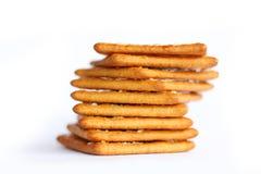Galletas con el azúcar Foto de archivo