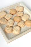 Galletas de azúcar Foto de archivo libre de regalías