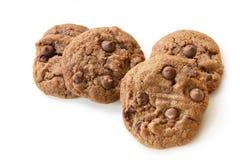 galletas de la Chocolate-viruta Fotos de archivo libres de regalías