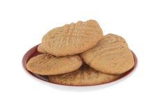 Galletas de la manteca de cacahuete Fotos de archivo