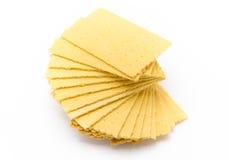 Galletas de la mantequilla imágenes de archivo libres de regalías
