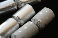 Galletas de la Navidad Foto de archivo