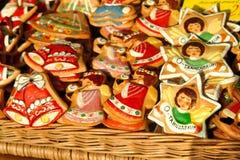 Galletas de la Navidad, galletas de la Navidad, Alemania Fotos de archivo libres de regalías