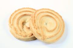 Galletas de la torta dulce Foto de archivo libre de regalías