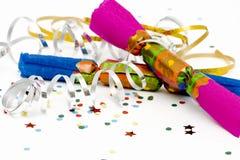 Galletas del Año Nuevo Imagen de archivo