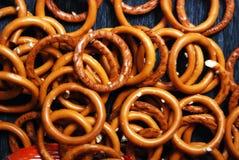 Galletas del anillo Imagen de archivo