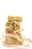 Galletas del arroz - el gluten libera,  Imágenes de archivo libres de regalías