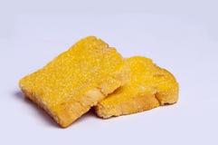 Galletas del azúcar Foto de archivo libre de regalías