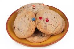 Galletas del caramelo Foto de archivo libre de regalías
