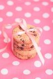 Galletas del día de fiesta Imagen de archivo libre de regalías