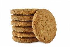 Galletas del grano Imagen de archivo