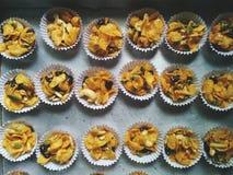 Galletas del grano Foto de archivo libre de regalías