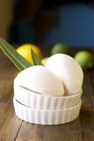Galletas del merengue Imagenes de archivo