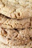 galletas del trigo de la migaja imagen de archivo