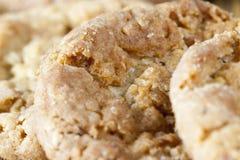 galletas del trigo de la migaja foto de archivo libre de regalías