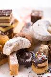 Galletas dulces Imagen de archivo
