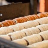 Galletas en azúcar Imágenes de archivo libres de regalías