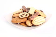 Galletas, galletas, tortas Foto de archivo