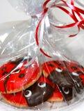 Galletas gastrónomas Fotografía de archivo libre de regalías
