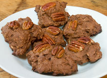 galletas Gluten-libres foto de archivo