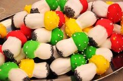 galletas hechas en casa Imagenes de archivo