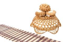 Galletas sabrosas dulces Imágenes de archivo libres de regalías