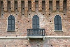 Galliate, Castle Stock Photography
