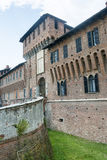 Galliate, Castle Royalty Free Stock Photo