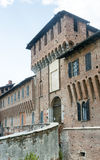 Galliate, Castle Stock Photos