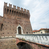 Galliate, Castle Stock Photography