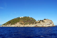 Gallinara Island Stock Photography