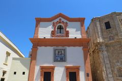 Gallipoli, Италия стоковые фото