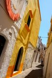 Gallipoli Apulia, Italien lizenzfreie stockfotos