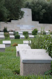 Gallipoli Cemetery Royalty Free Stock Images