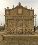 Gallipoli hellenic fountain Royalty Free Stock Photography