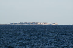 Gallipoli island Stock Photography