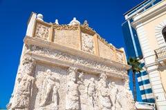 GALLIPOLI, ITALIE - fontaine grecque, 3ème siècle AVANT JÉSUS CHRIST Photographie stock