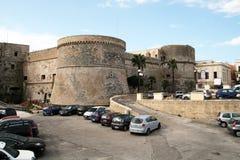 Gallipoli old castle Stock Photos