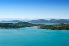 Gallipoli peninsula royalty free stock image