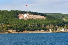 Gallipoli peninsula. Turkey Stock Photos