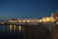 Gallipoli, Puglia, Italia Fotografia Stock Libera da Diritti