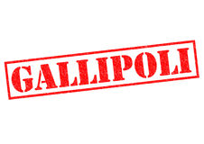 GALLIPOLI Stock Images