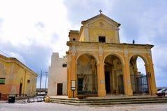 Gallipoli Salento Italia imagenes de archivo