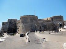 Gallipoli slott Arkivfoto