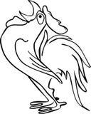 Gallo Foto de archivo