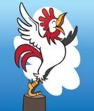 Gallo ilustración del vector