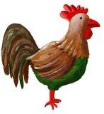 Gallo illustrazione di stock