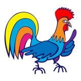 Gallo Imagen de archivo libre de regalías